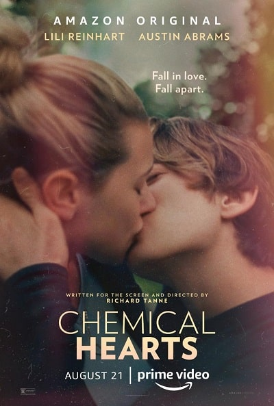 Chemical Hearts - Amazon Original poster