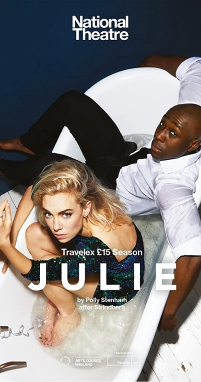 National Theatre Live - Julie poster