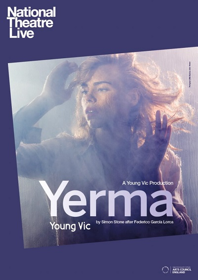 National Theatre Live - Yerma poster