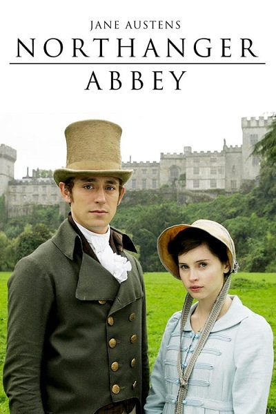 Northanger Abbey PBS poster