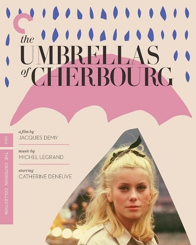 The Umbrellas of Cherbourg - Criterion poster